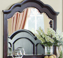 Townsford Mirror by Homelegance