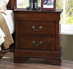 Mayville Nightstand by Homelegance