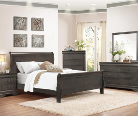 Mayville Bed by Homelegance