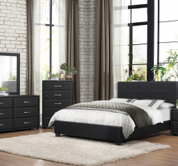 Lorenzi Platform Bed by Homelegance