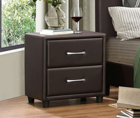 Lorenzi Nightstand by Homelegance