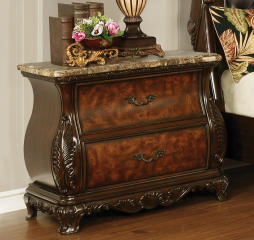 Exeter Two Drawer Nightstand by Coaster