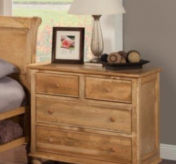 Hepburn Four Drawer Dresser by North American Wood