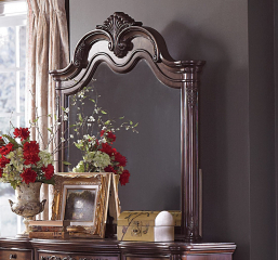 Deryn Park Mirror by Homelegance