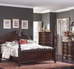 Deryn Park Poster Bed by Homelegance