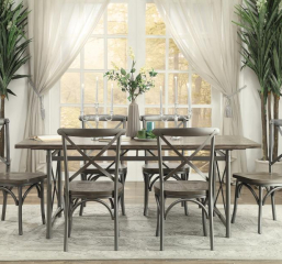 Springer Dining Table by Homelegance