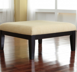 Chamberly-Alloy Oversized Accent Ottoman Signature Design by Ashley