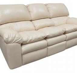 Catera Three Seat Sofa by Omnia