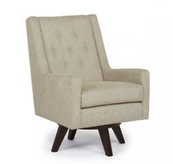 Kale Swivel Barrel Chair by Best Home Furnishings