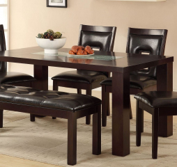 Lee Dining Table by Homelegance