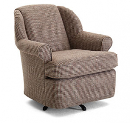Reese Swivel Glide Chair by Best Home Furnishings