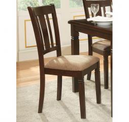 Devlin Side Chair by Homelegance