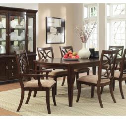 Keegan Dining Table by Homelegance