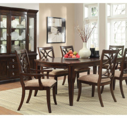 Keegan Dining Table by Homelegance