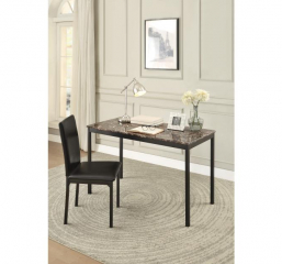 Tempe Writing Desk and Chair by Homelegance