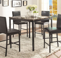 Tempe Counter Height Table by Homelegance