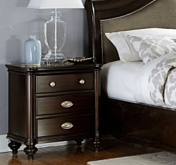 Marston Nightstand by Homelegance