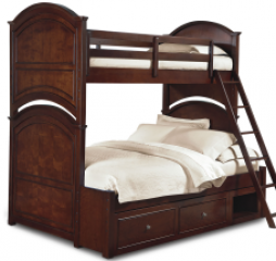 Impressions Bunk Bed by Legacy Classic Kids