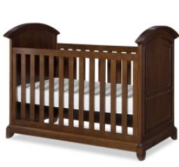 Impressions Stationary Crib by Legacy Classic Kids