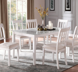 Nadalia Dining Table by Homelegance