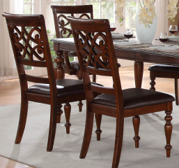 Creswell Side Chair by Homelegance