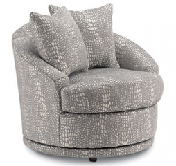 Alanna Swivel Chair by Best Home Furnishings