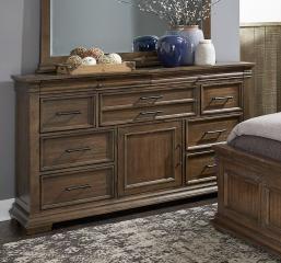 Narcine Dresser by Homelegance