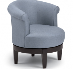 Attica Swivel Barrel Chair by Best Home Furnishings