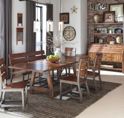 Holverson Dining Table by Homelegance