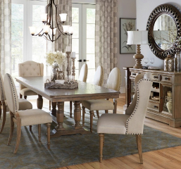 Avignon Dining Table by Homelegance