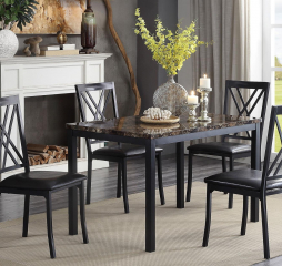 Waite Dining Table by Homelegance