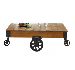 Factory Cocktail Table by Homelegance