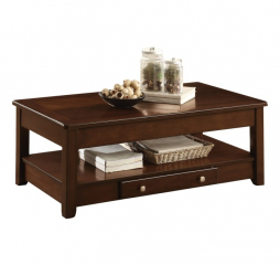 Ballwin Lift Top Cocktail Table by Homelegance