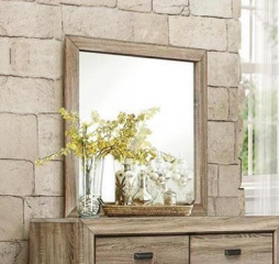 Beechnut Mirror by Homelegance