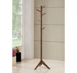 Six Hook Coat Rack by Coaster