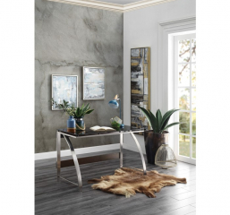 Tioga Writing Desk by Homelegance