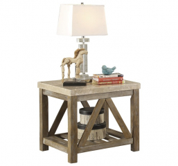 Ridley End Table by Homelegance