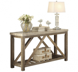 Ridley Sofa Table by Homelegance