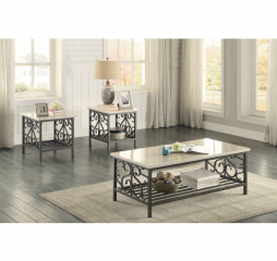 Fairhope 3 Piece Occasional Pack by Homelegance