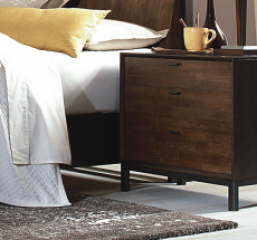 Kateri Nightstand by Legacy Classic