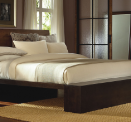 Kateri Platform Bed by Legacy Classic