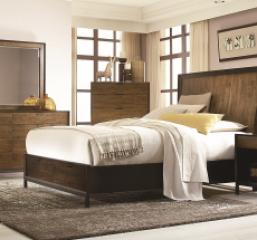 Kateri Curved Panel Storage Bed by Legacy Classic
