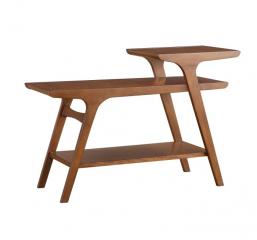 Saluki Sofa Table by Homelegance