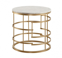 Brassica End Table by Homelegance