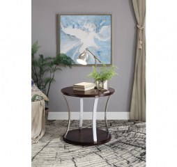 Bevan End Table by Homelegance