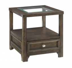 Auburn End Table by Homelegance