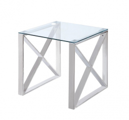 Rush End Table by Homelegance