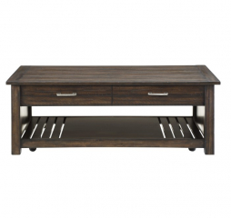 Traine Lift Top Cocktail Table by Homelegance