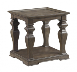 Calera End Table by Homelegance