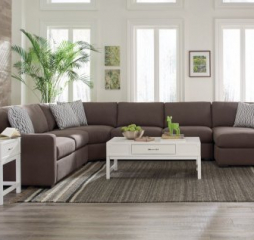 Gregory Sofa by Jonathan Louis